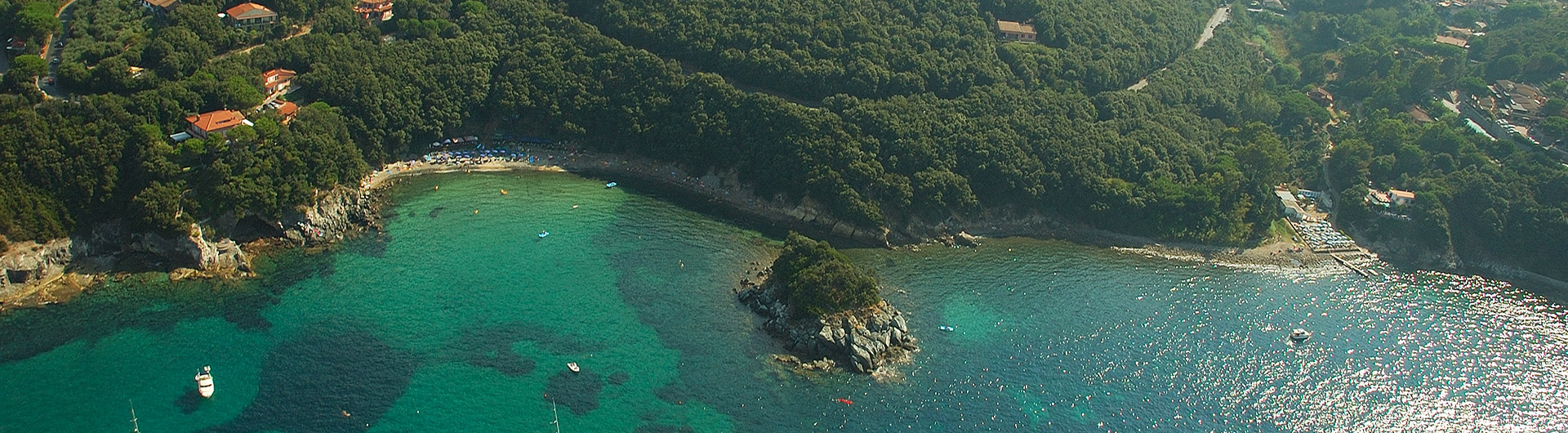 Hotels Edera and Casa Rosa, vacation on the most beautiful beaches of Elba island